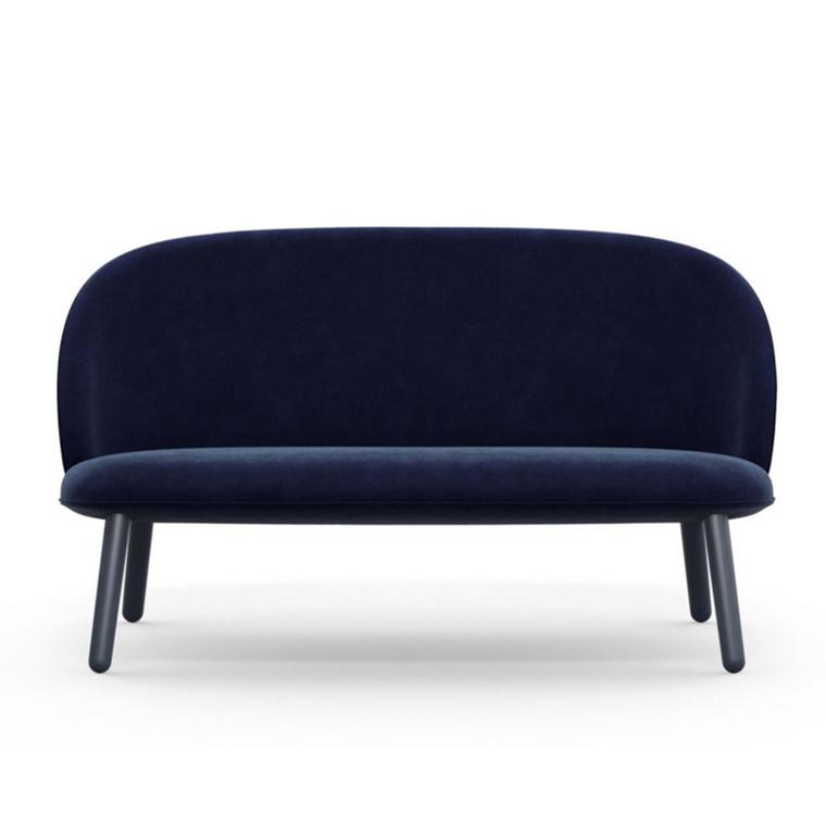 Normann Copenhagen Sofa Ace Mørk Blå Velour