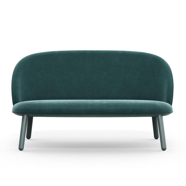 Normann Copenhagen Sofa Ace Hav Blå Velour
