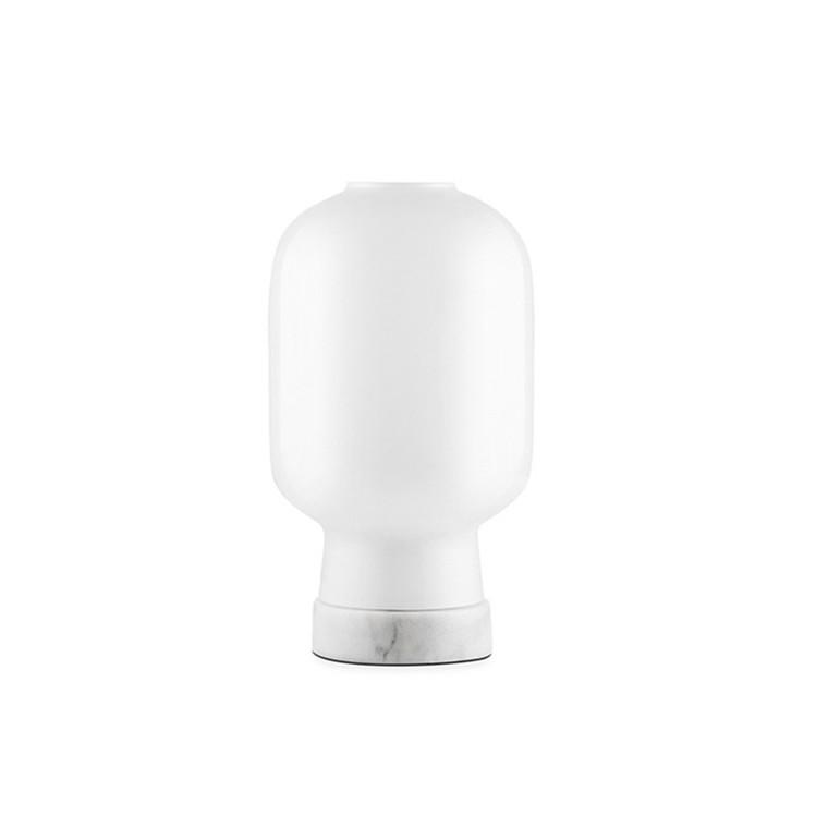 Normann Copenhagen Amp Bordlampe Hvid