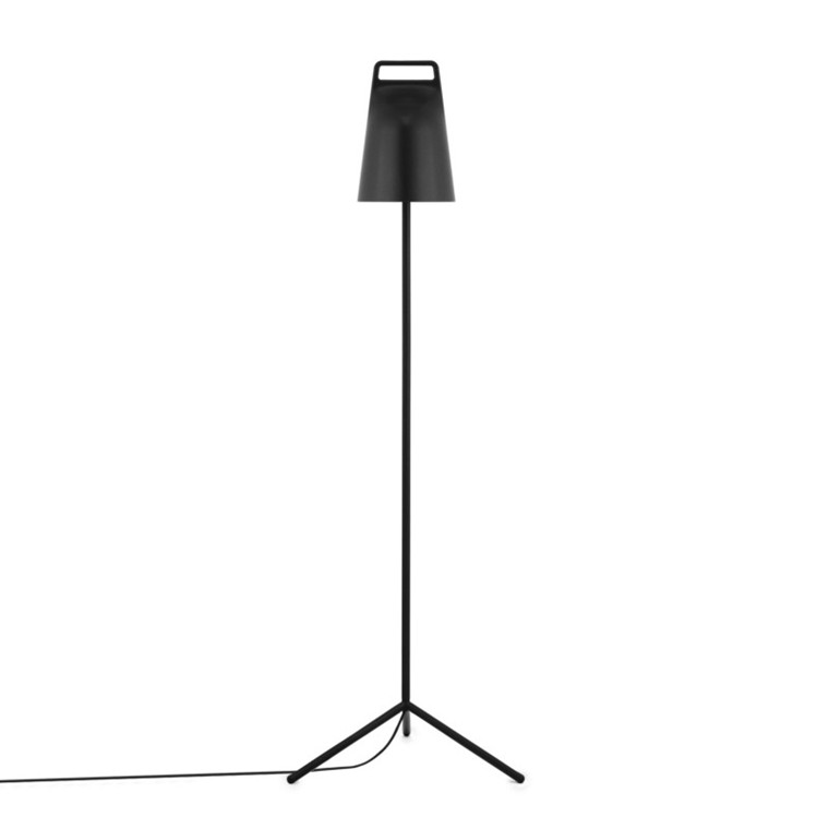 Normann Copenhagen Gulvlampe Stage Sort