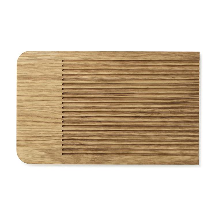 Normann Copenhagen Skærebræt, Part Cutting Board Bread Oak