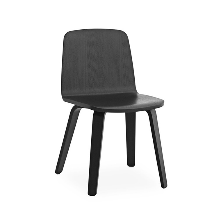 Normann Copenhagen Just Stol Sort/Sort
