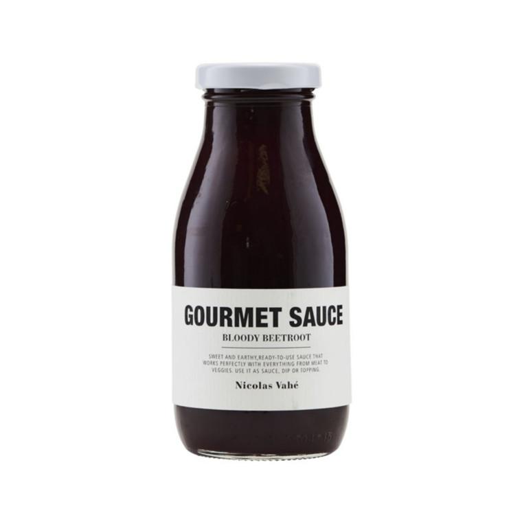 Nicolas Vahé Gourmet Sauce Spicy Bloody Beetroot