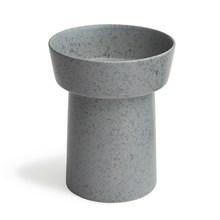 Kähler Ombria Vase Skiffergrå