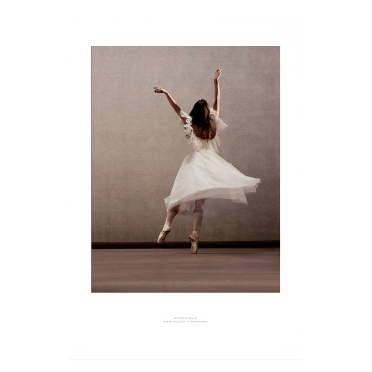 Paper Collective Plakat Essence Of Ballet 03
