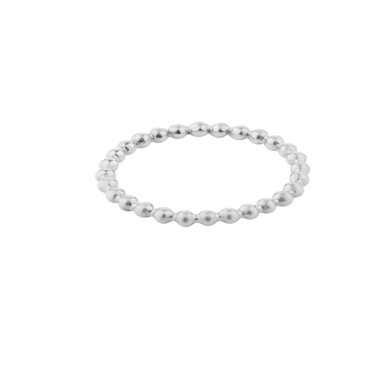Pernille Corydon Pixel Ring Sølv