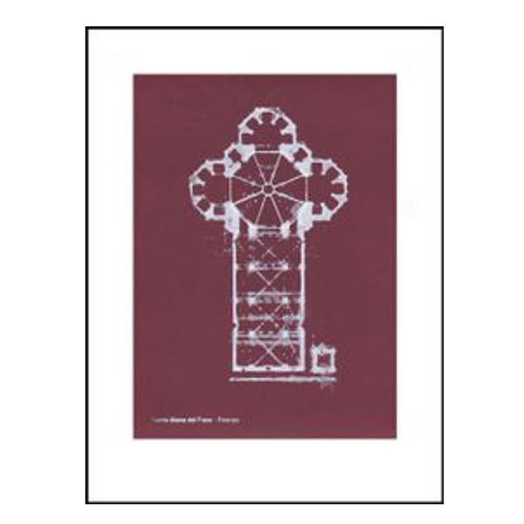 Pernille Folcarelli Illustration Santa Maria Firenze 30x40
