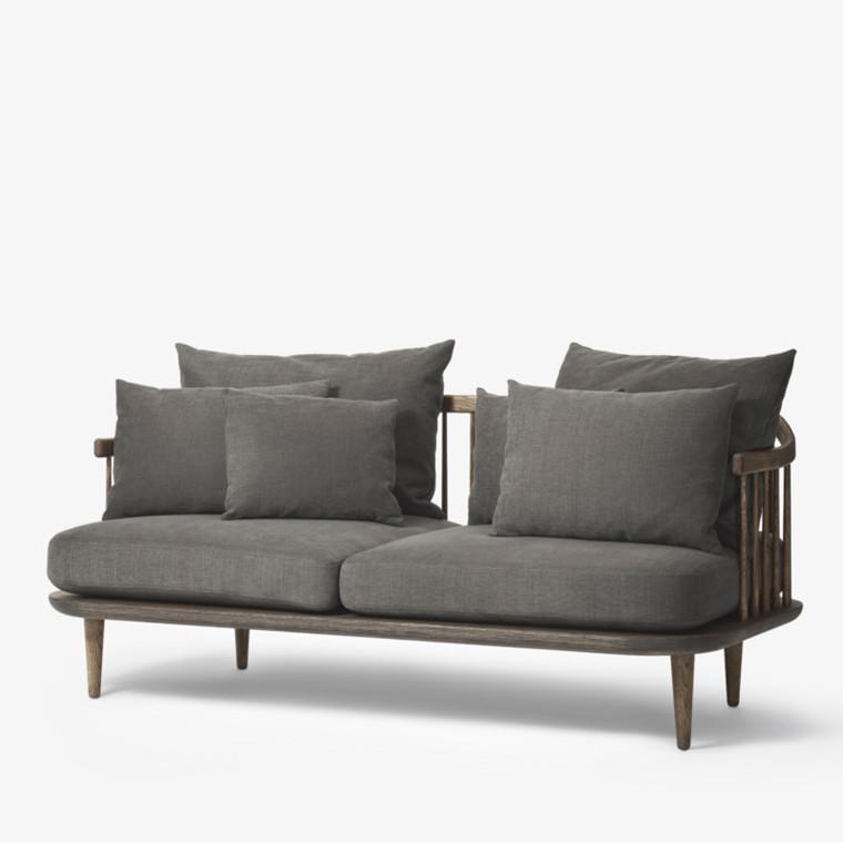&tradition Fly Sofa SC2 Smoked/Hot Madison 093