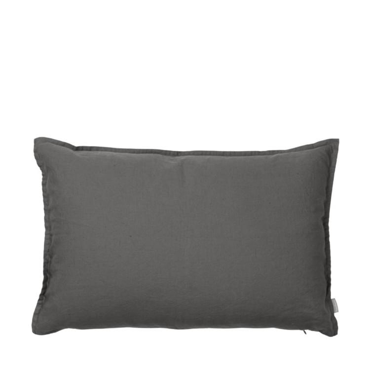 SemiBasic LEAN Pude Mørkegrå 60 cm.