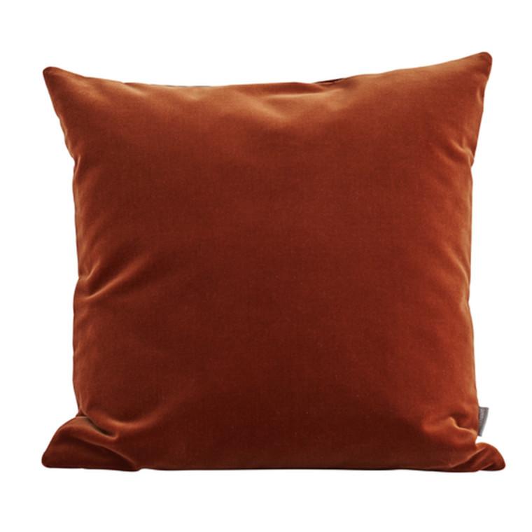 SemiBasic Lush Velour Pude Amber 45x45 cm
