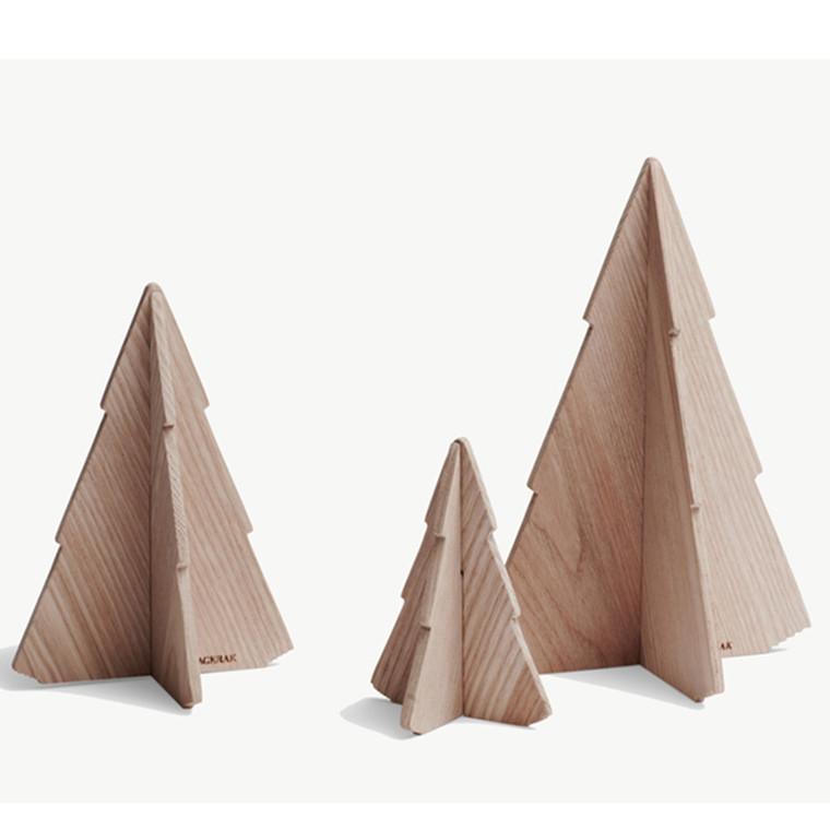 Skagerak Spruce Tree, Ash, 3-pack