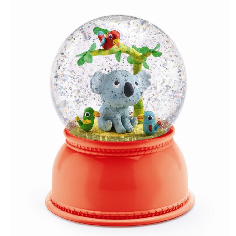 Djeco Snekugle med lys, Koalabjørnen Kali