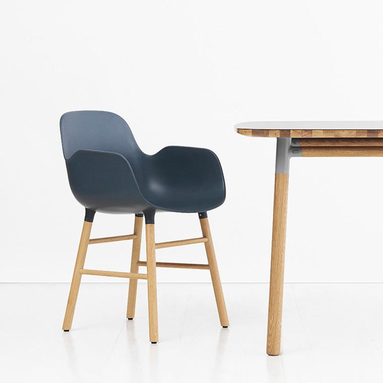 Normann Copenhagen Form Armchair Stol Eg