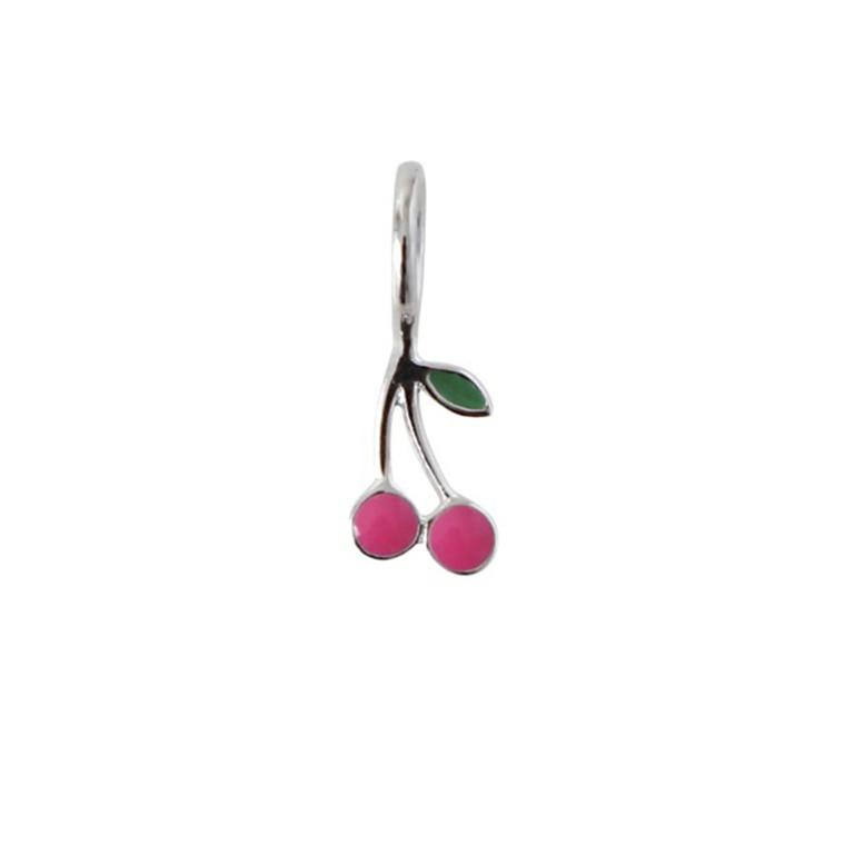 Stine A Petit Cherry Vedhæng Sølv