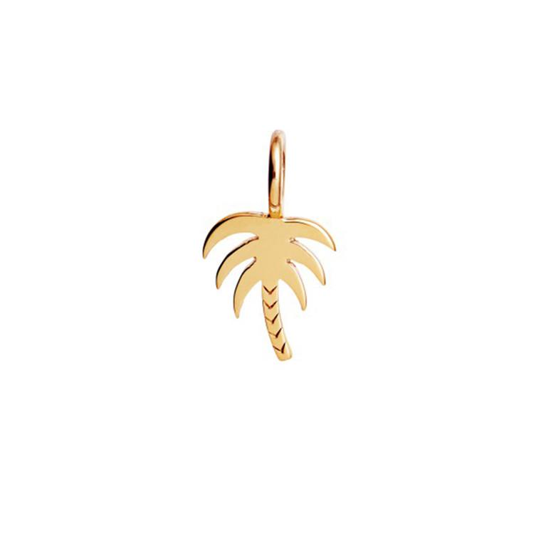 Stine A Petit Palm Vedhæng Guld