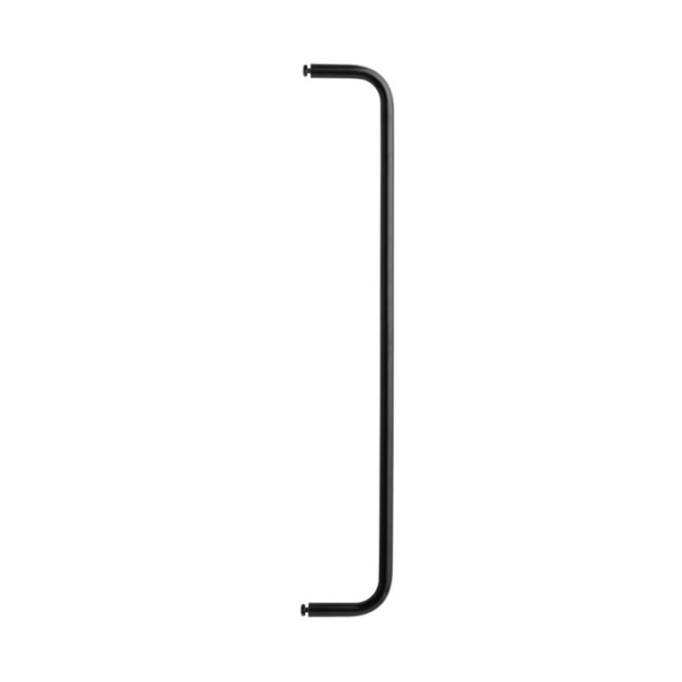 String Bøjlestang 58 cm Sort