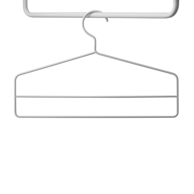 String Coat Hanger Bøjler Grå