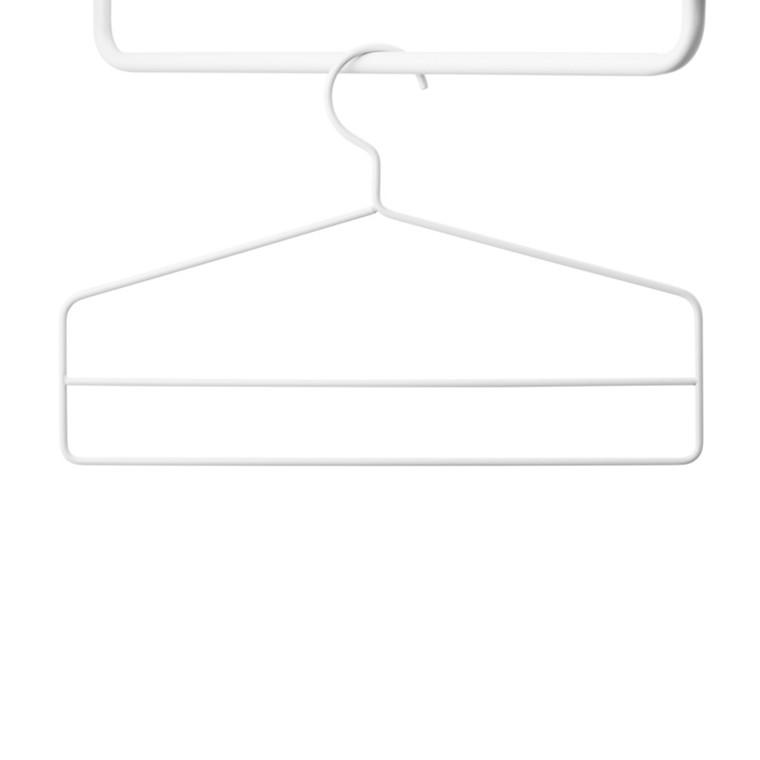 String Coat Hanger Bøjler Hvid
