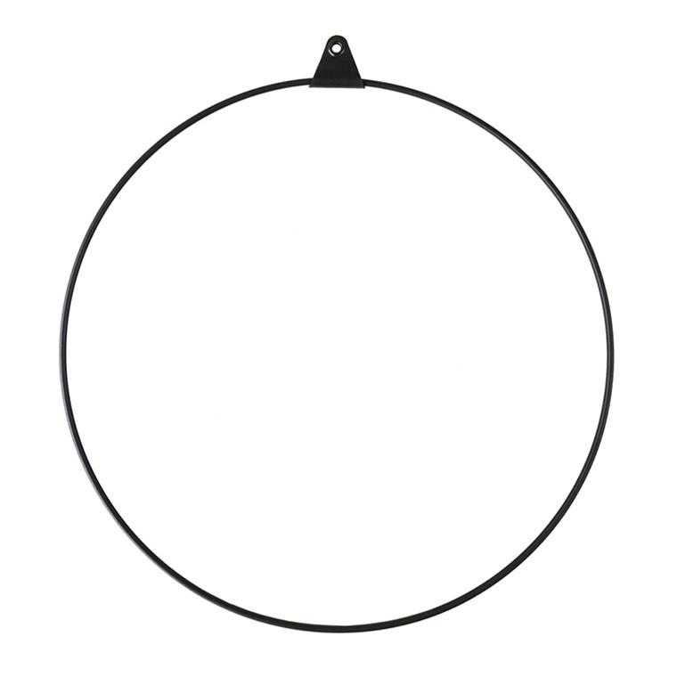 Strups Black Ring Large
