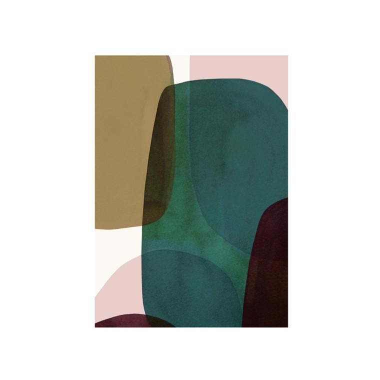 The Poster Club Berit Mogensen Lopez Plakat No. 10