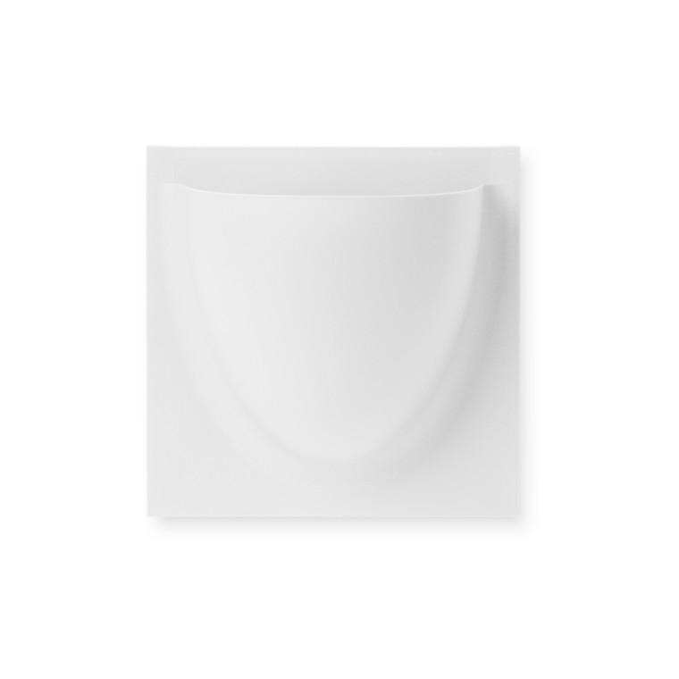 VertiPlants Vægkrukke Mini Hvid
