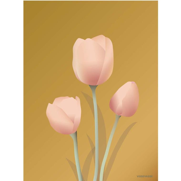 Vissevasse Tulipaner