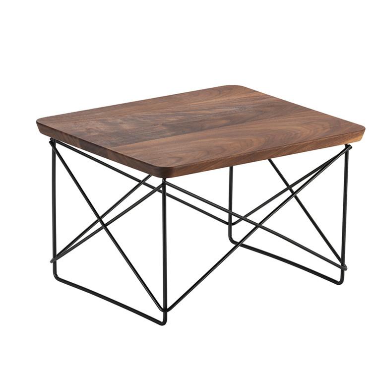 Vitra LTR Occasional Table - Massiv Valnød