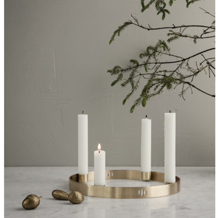 Ferm Living Lysestage Circle Lille