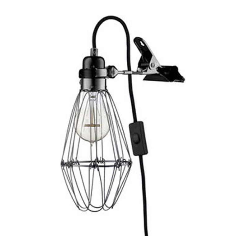 Hey There Hi Work Lamp de Lux Sort