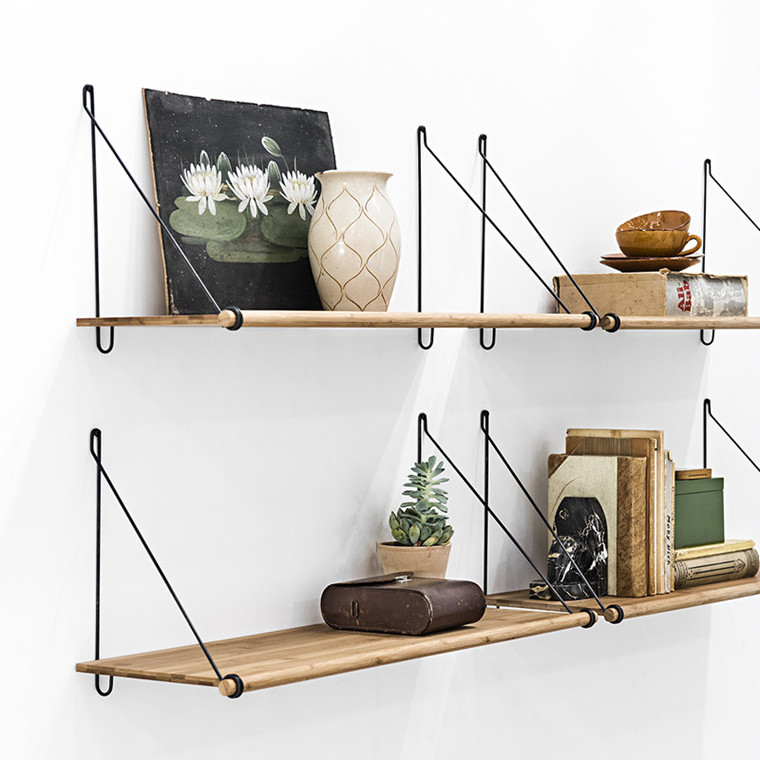 We Do Wood Hylde Loop Shelf