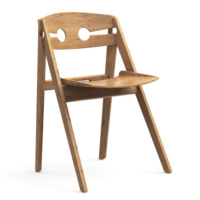 We Do Wood Dining Chair No. 1 Natur