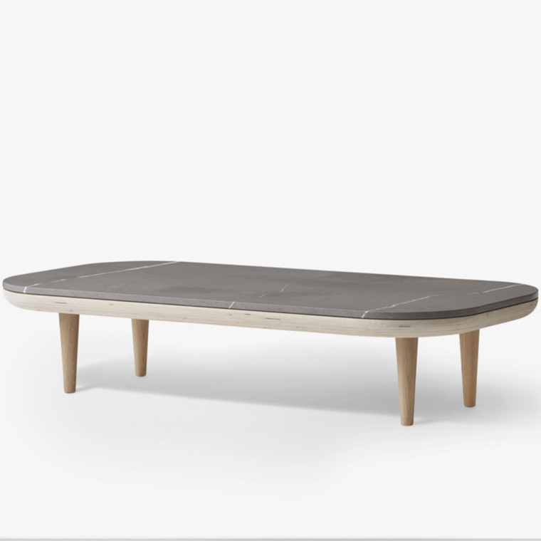 &tradition Fly Table SC5 Sofabord Hvid Pietra De Fossena