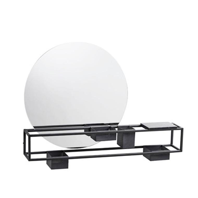 Woud Spejl, Mirror box