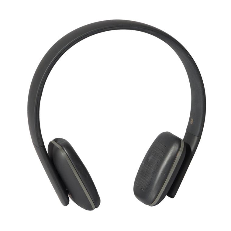Kreafunk aHEAD Høretelefoner Trådløse, Black Edition