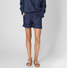 Aiayu Shorts Long Navy