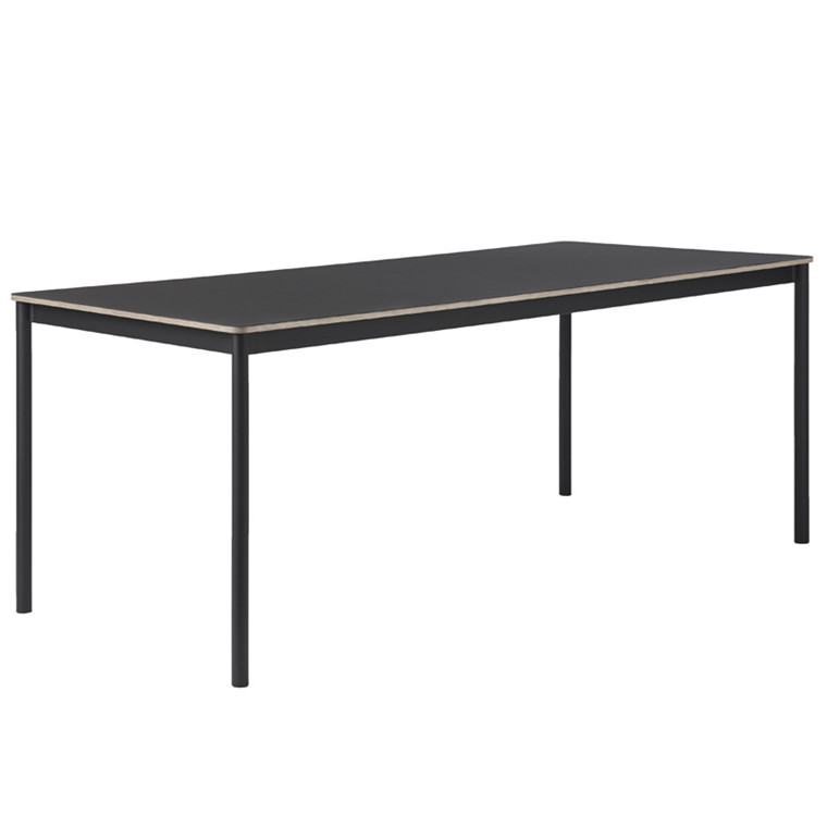 Muuto Base Table Sort Linoleum