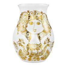 Bjørn Wiinblad Vase Rosalinde Guld