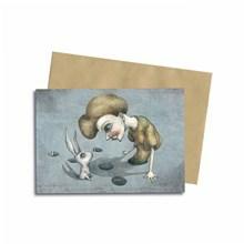 Bob Noon Postkort Rendevouz