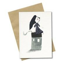 Bob Noon Postkort Sweet Home