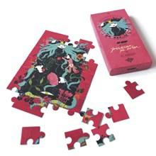 Bob Noon Puzzle Prinsessen på Ærten