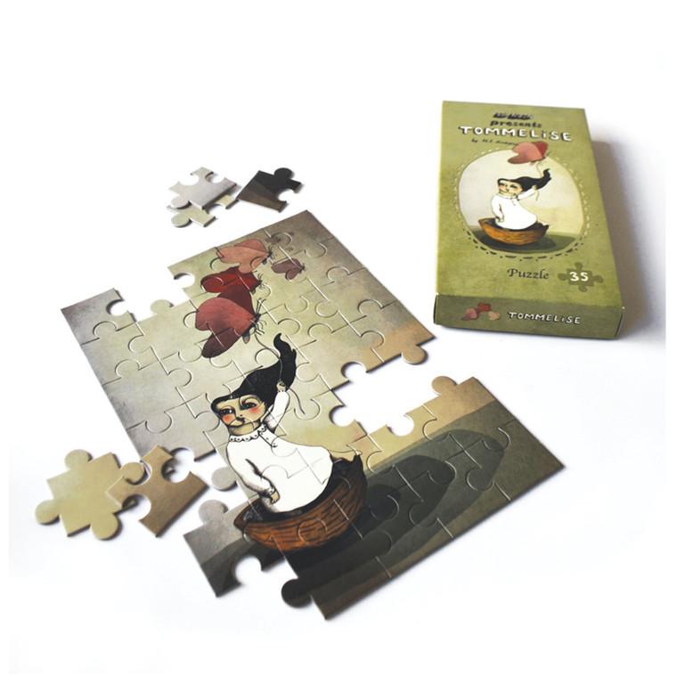 Bob Noon Puzzle Tommelise
