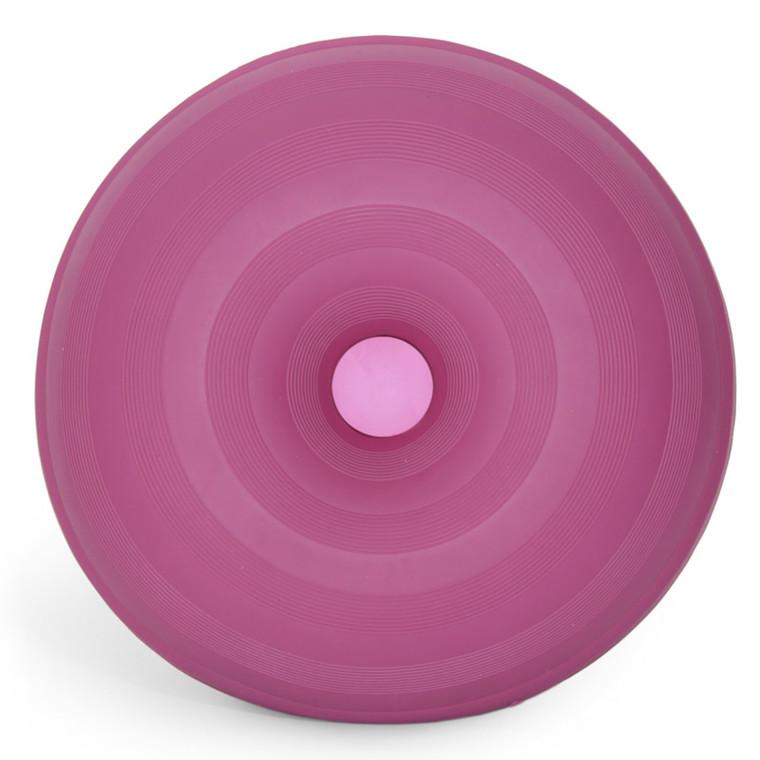 Bobles Donut Mørk Pink Stor