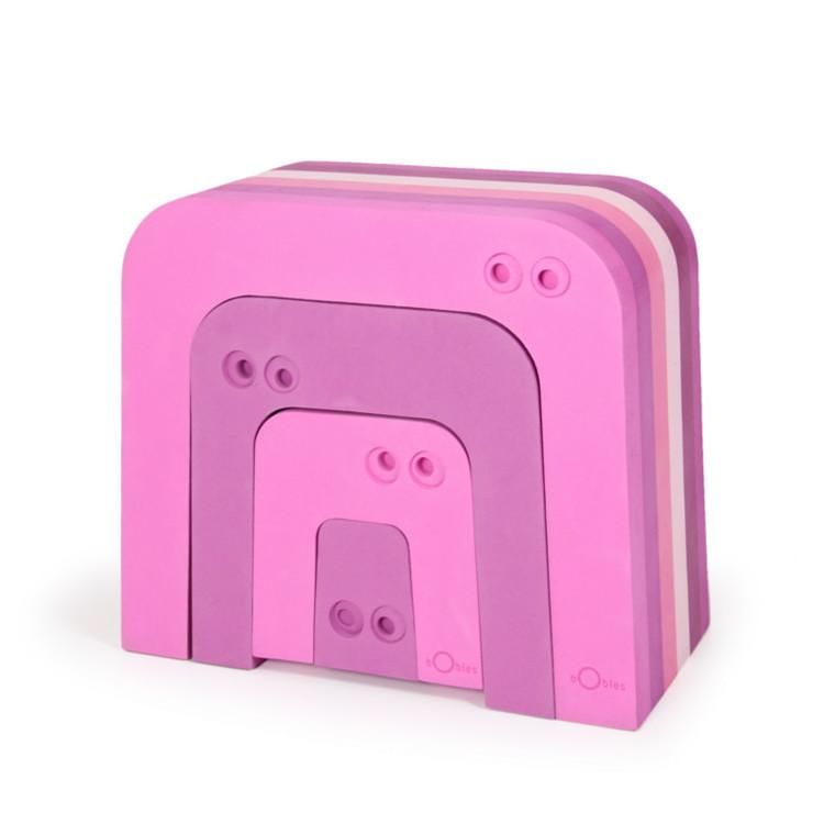 Bobles Myresluger Multi Pink