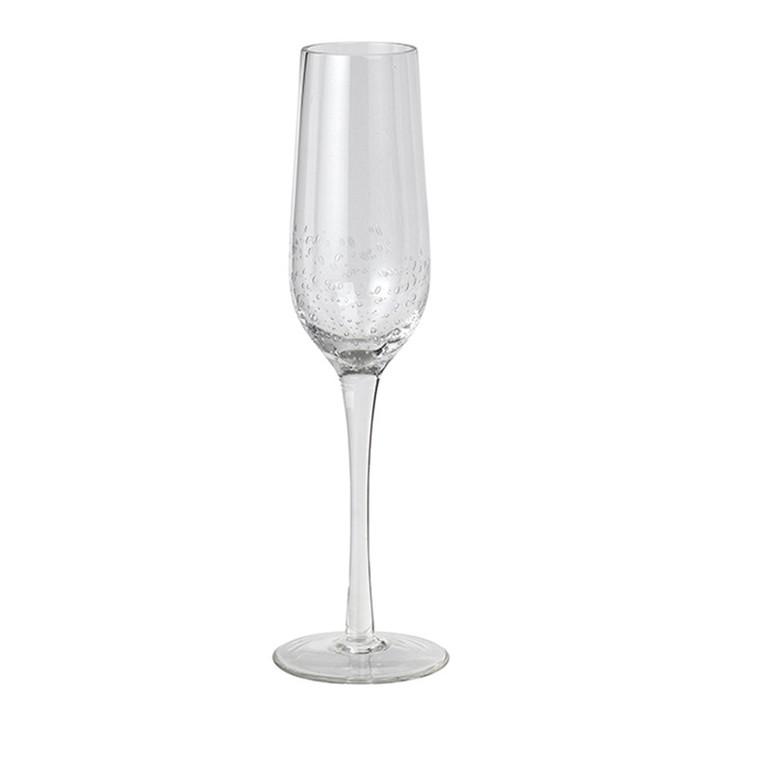 Broste Copenhagen Champagne Glas Bubble