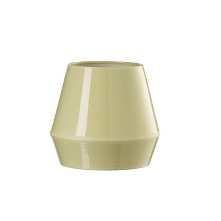 By Lassen Rimm vase lav dusty yellow