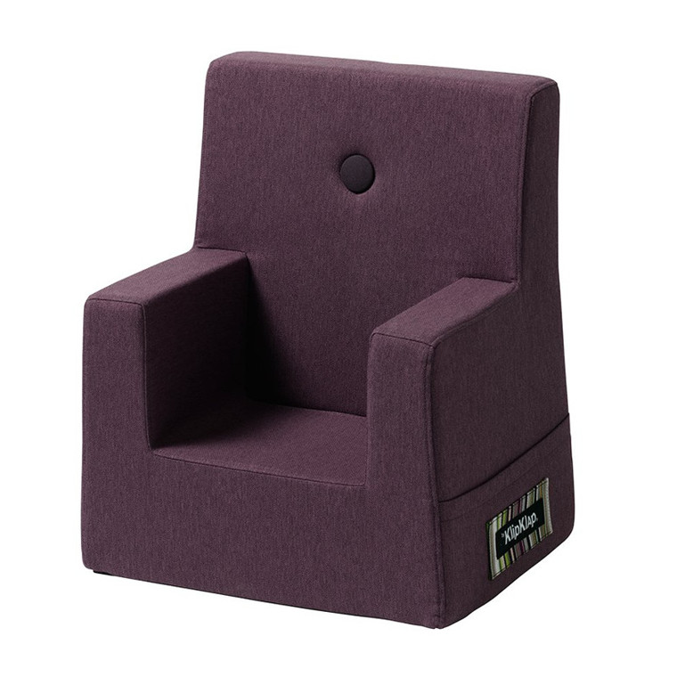 By Klip Klap KK Kids Chair Plum