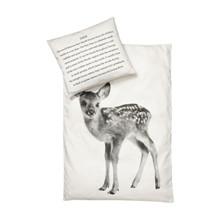 By Nord Sengetøj Deer Baby