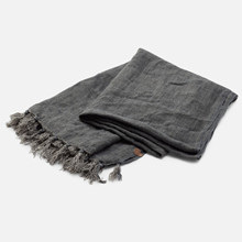 By Nord Plaid Bauge Dark Grey