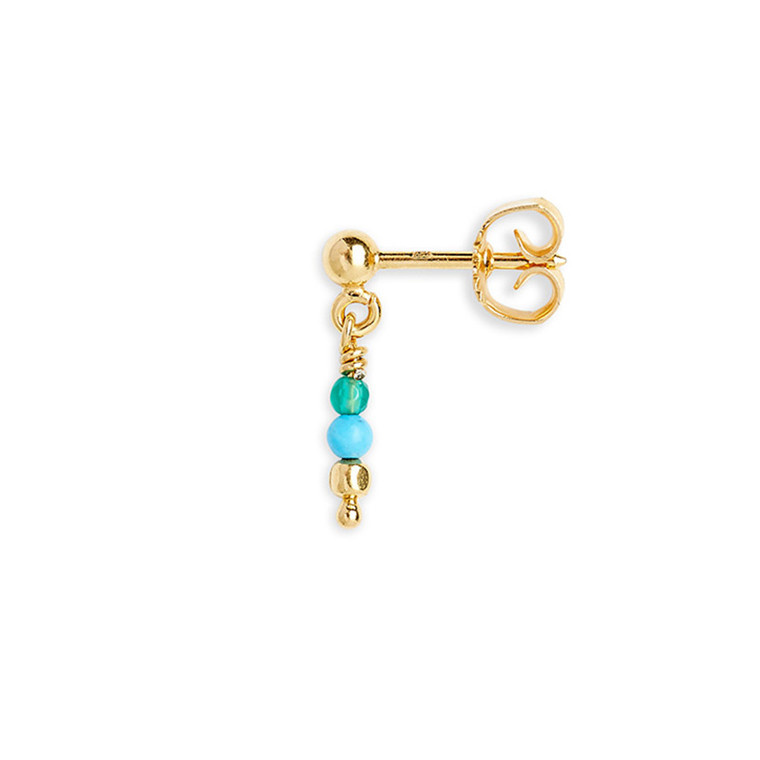 By Thiim Triple Stick Turquoise Ørering