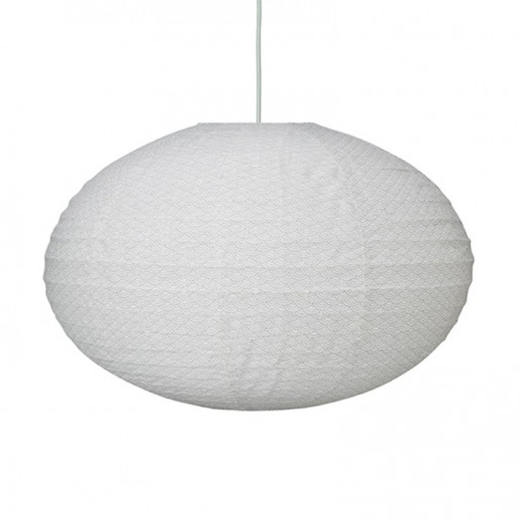 Cam Cam Ellipse Lampe Grey Wave